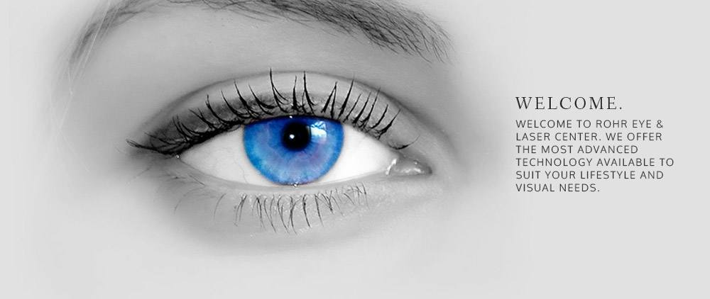 Welcome to Rohr Eye Surgery in Michigan